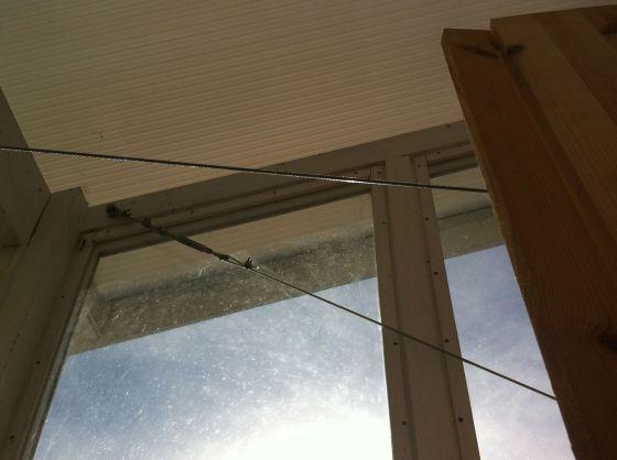 skitiga fönster