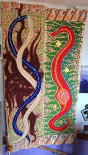 Orm bonader, av Rurik Bladh