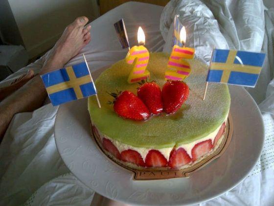 Ella tårta