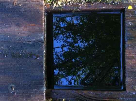 Hälle vattenspegel