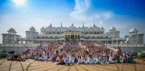 Oneness tempel: Shakti Stala