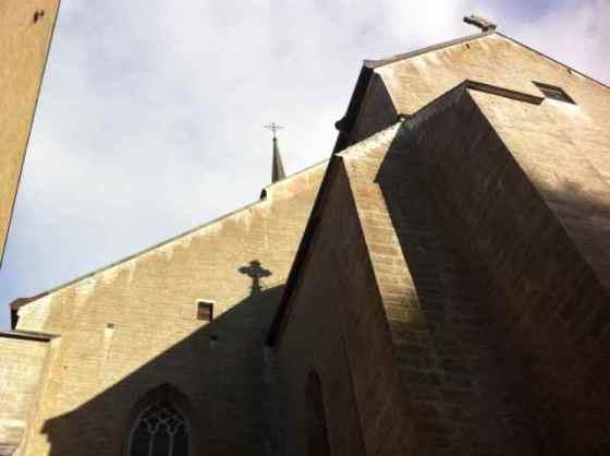 Vadstena kyrka