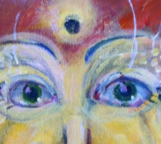 tre ögon