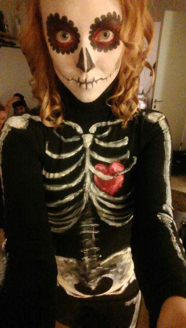 Skelett-Rita
