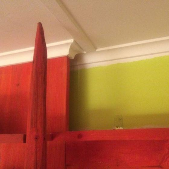 grönt o rött