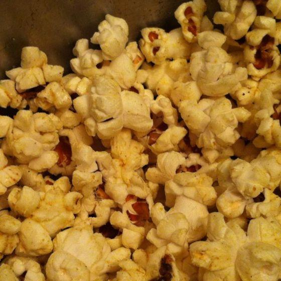 popcorn m curry