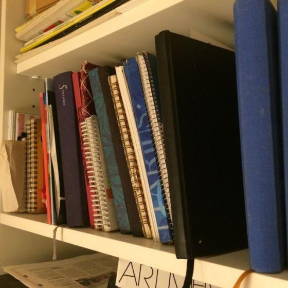 anteckningsböcker