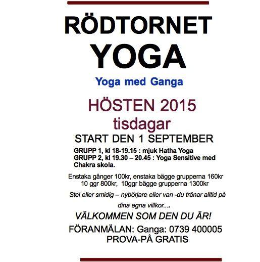 Yoga, Vadstena