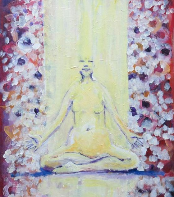 Ljus, blid av Ganga