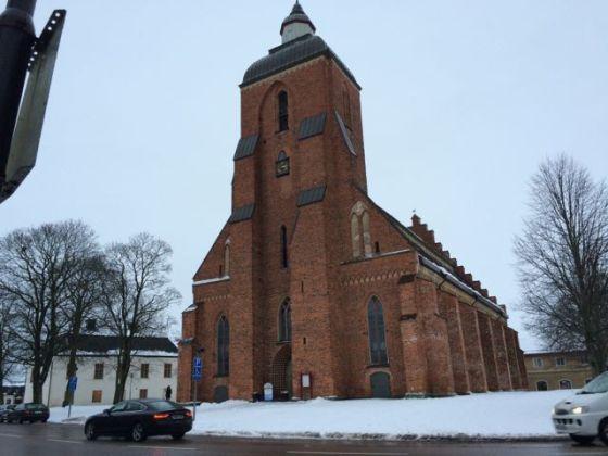 kyrkan Skänninge