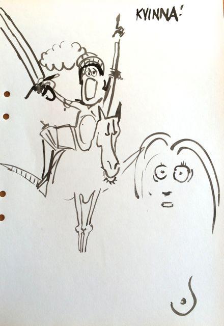 Göran o Draken 2