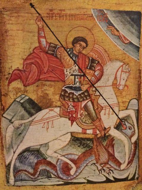 St Göran o Draken