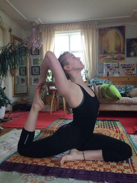 Yoga-Rita
