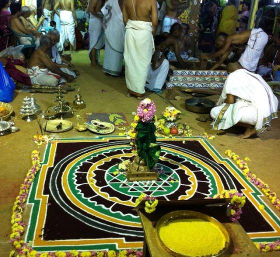 Sri Chakra i Thiru