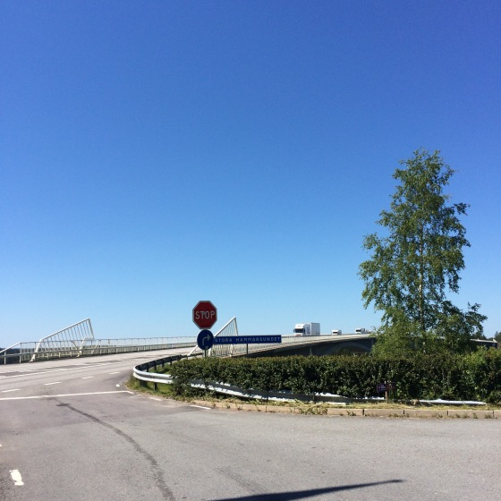bro, Stora Hammarsundet