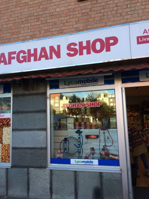 Afghanshop