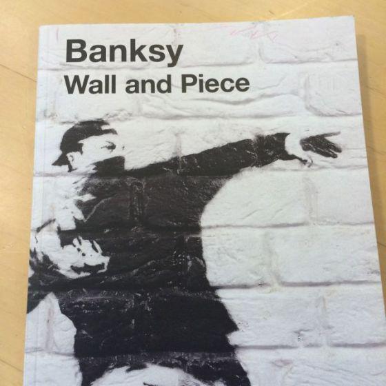 Banksy-bok