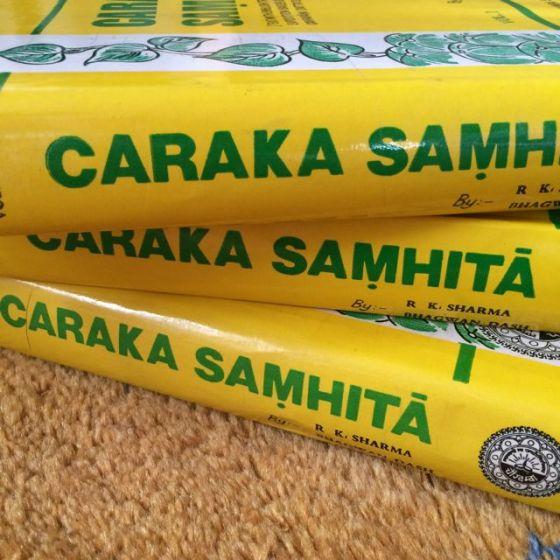 Caraka Samitha 2