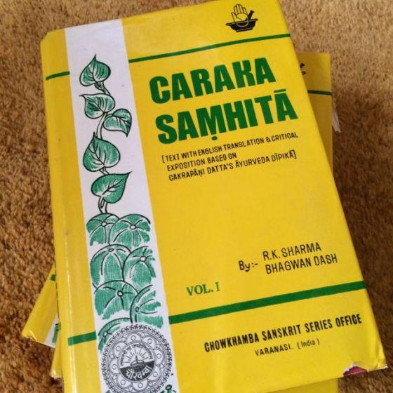 Caraka Samitha