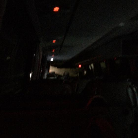 natt, buss