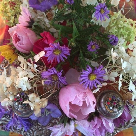 blommor, padukas