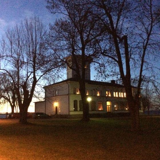 Vadstena folkhögskola, Tornhuset
