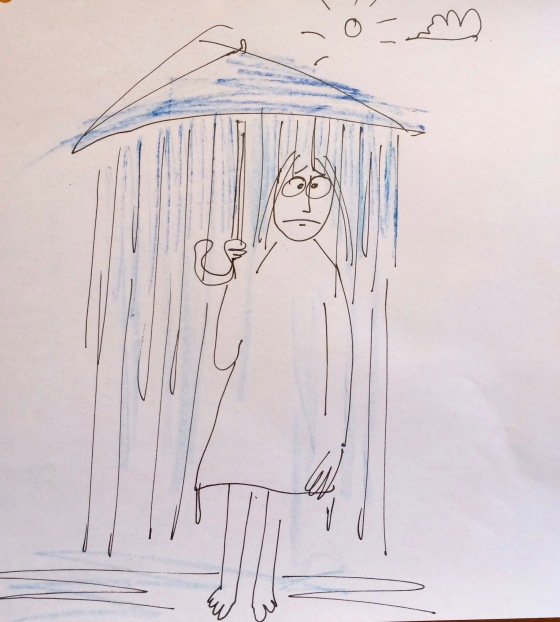 depression, bild Ganga Roslin Bladh