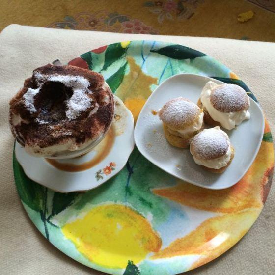 KaffeLatte o semlor