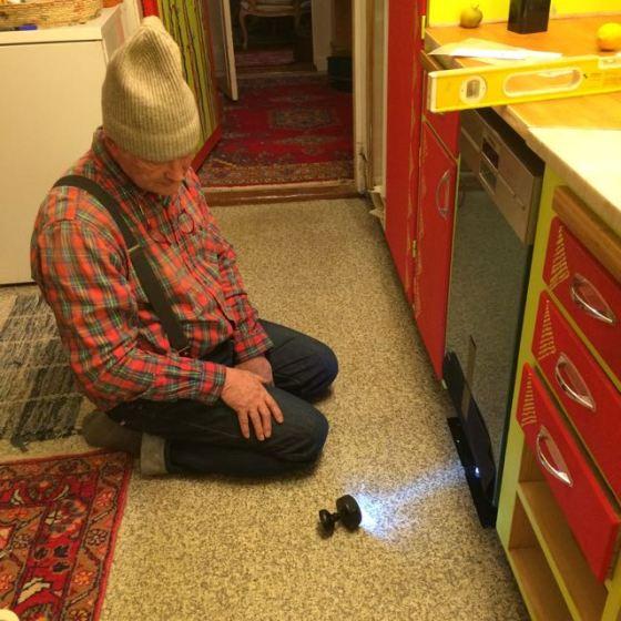 Rurik och diskmaskinen