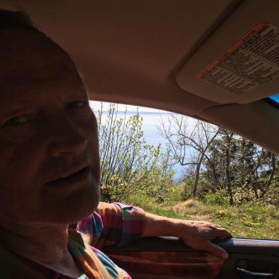 Rurik i bilen