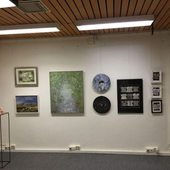 vägg, galleri Omkultur
