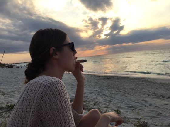 Ella på Cuba