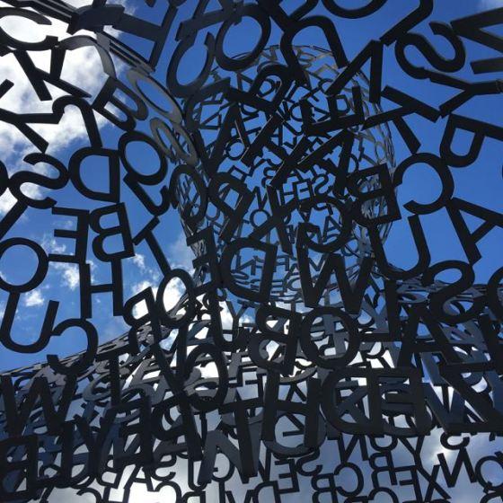 skulptur, borås