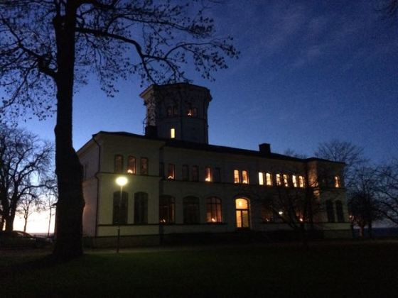 Vadstena Folkhögskola, vid VÄttern