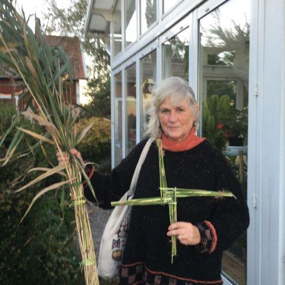 Birgits kors och vassknippe, Kerstin