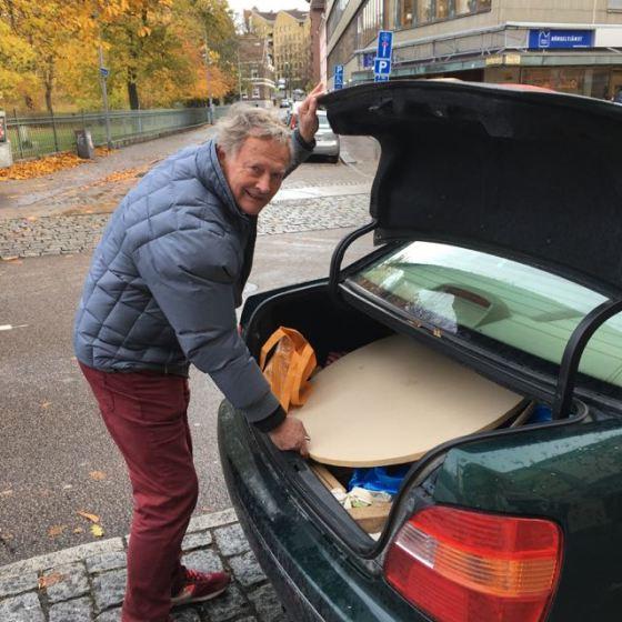 Rurik packar bilen