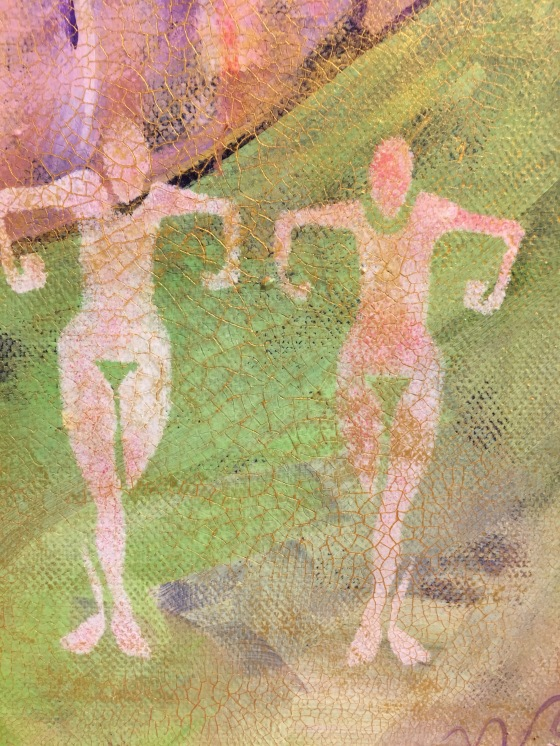 Detalj:Uturus Pose art by Ganga