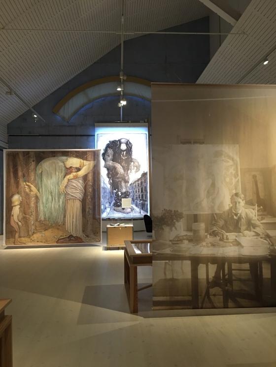 Bauer utställning