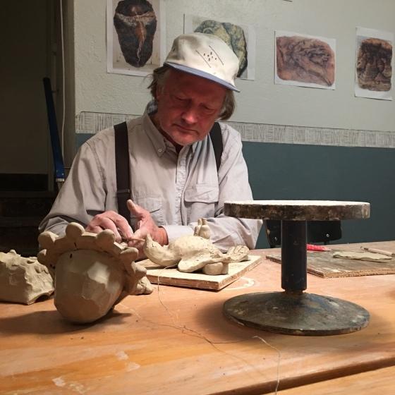 Rurik, keramik