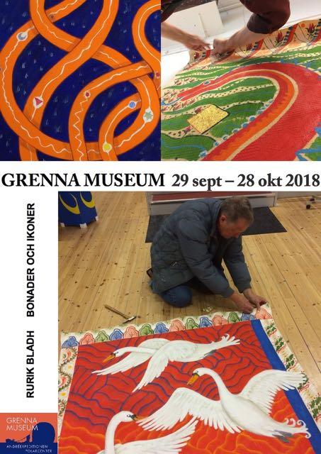 Rurik på Grenna Museum