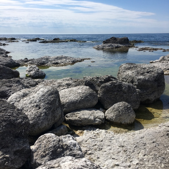 Stenar på Fårö
