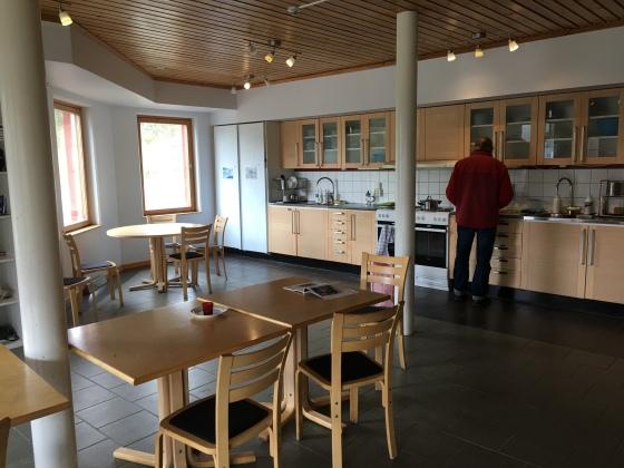 Rurik, i självhushålls köket