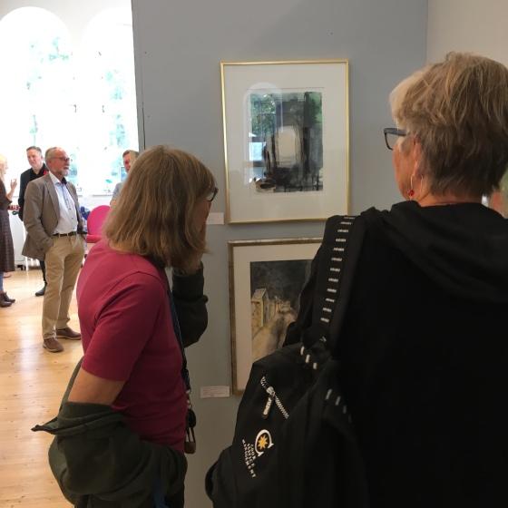 Utställning, Rödtornet