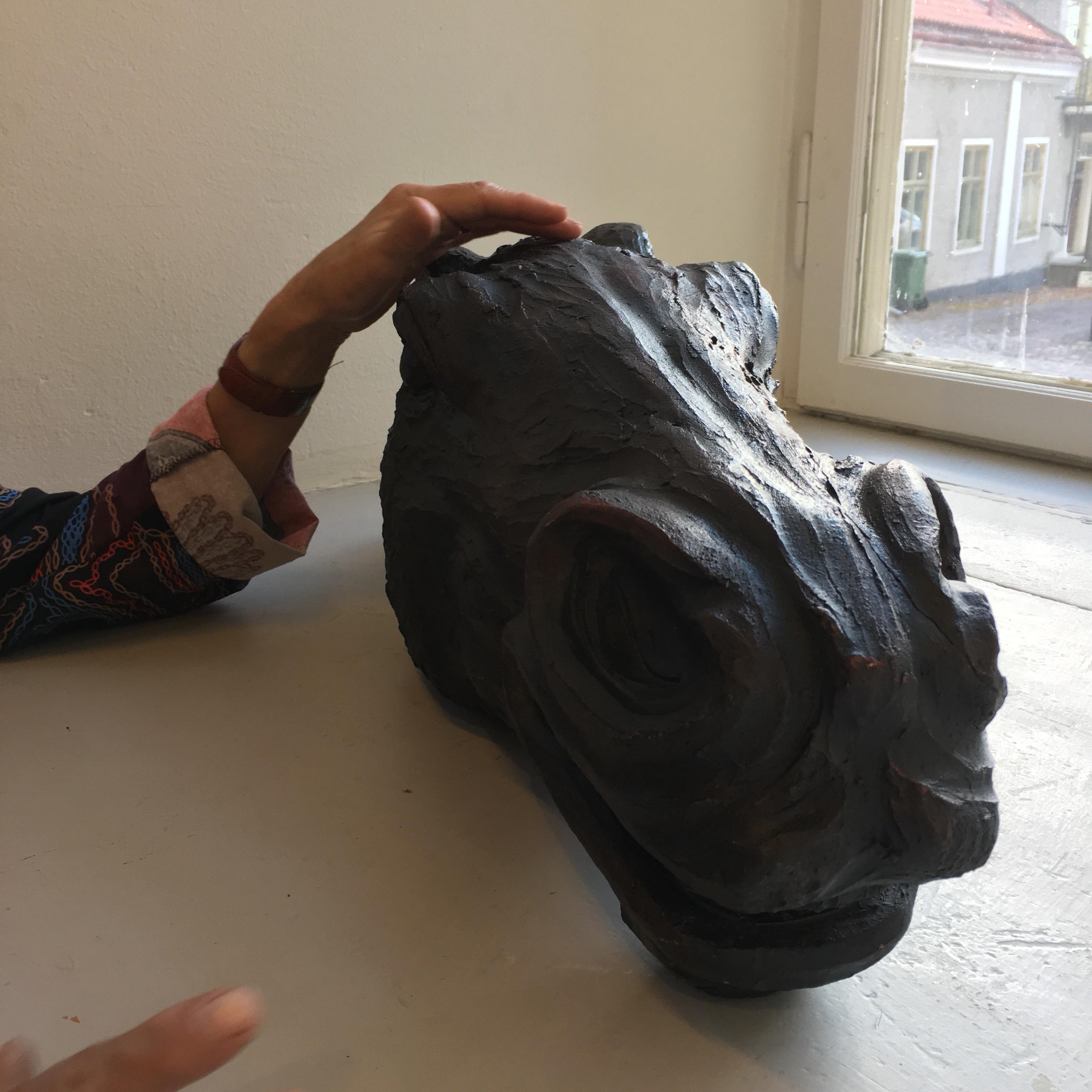 Häst, keramik