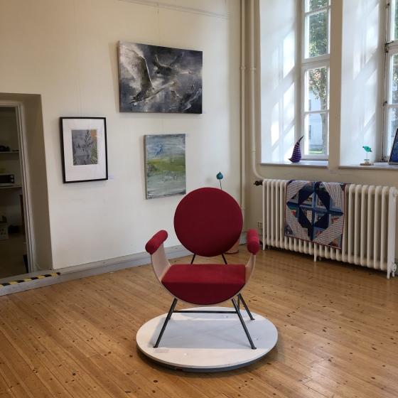 Utställning, Rödtornet, stol
