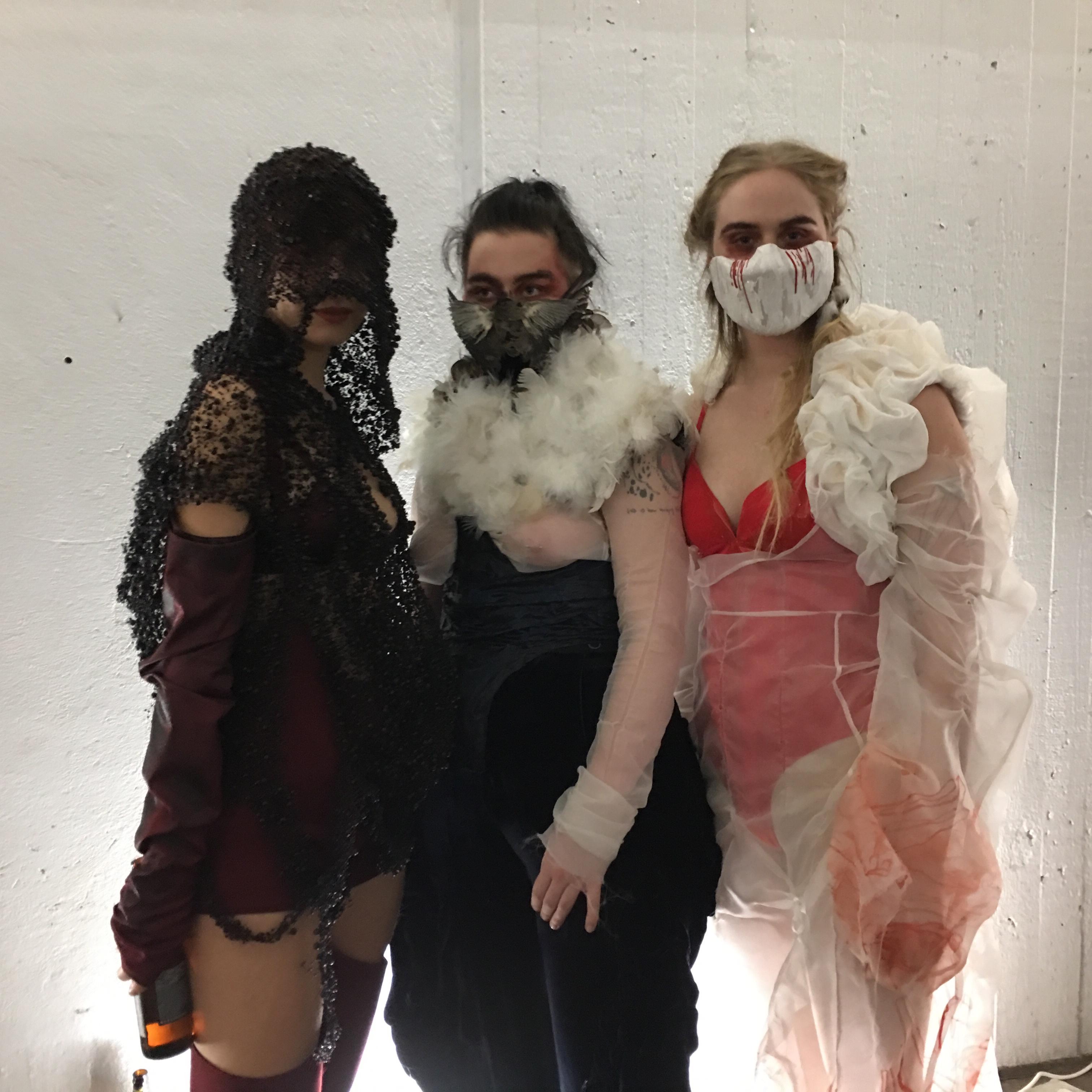 Tre modeller