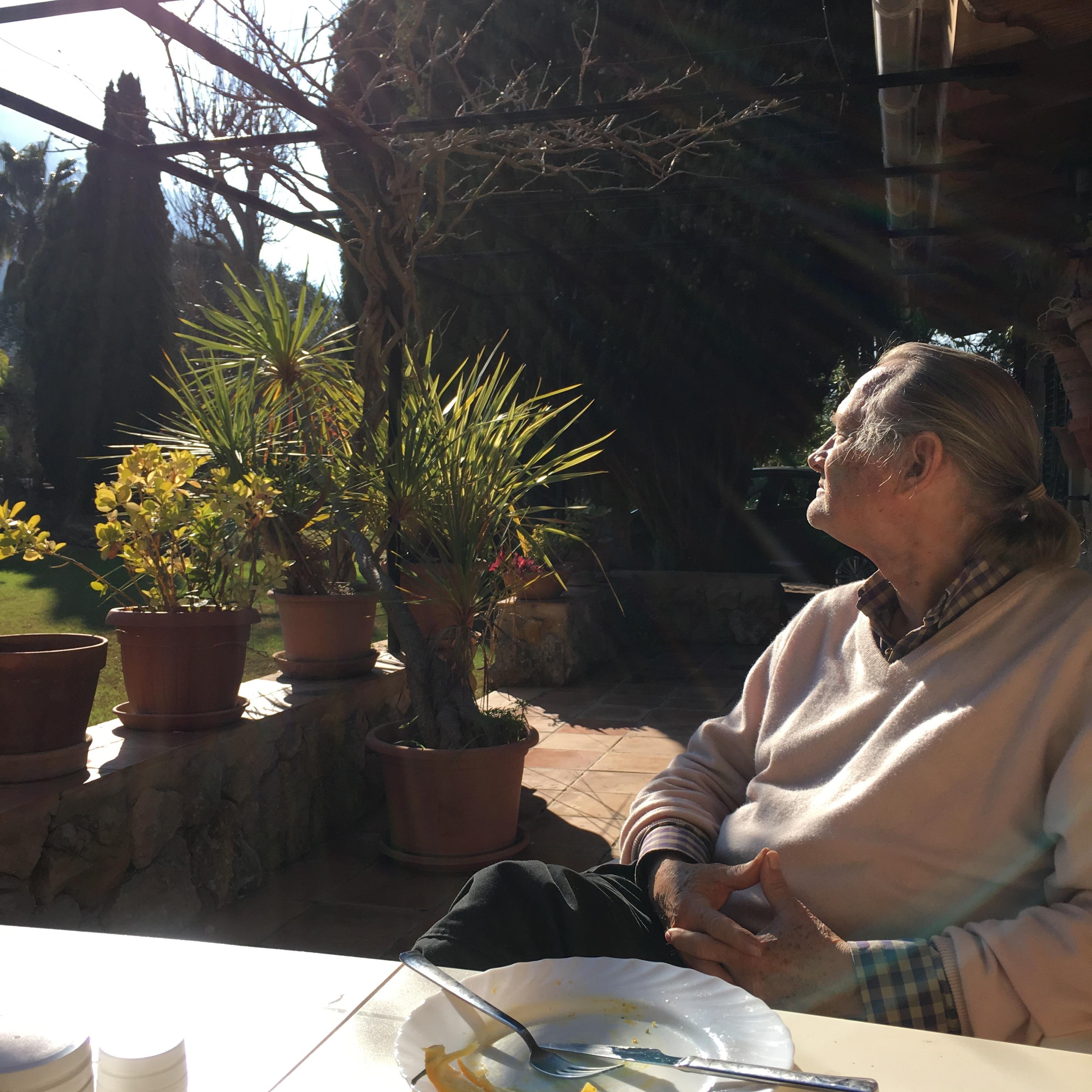 Rurik i solen