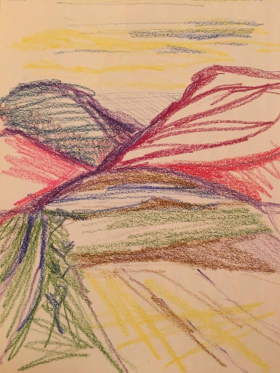 Färgpennor bild 2 av Ganga