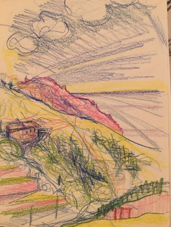 Färgpennor bild av Ganga