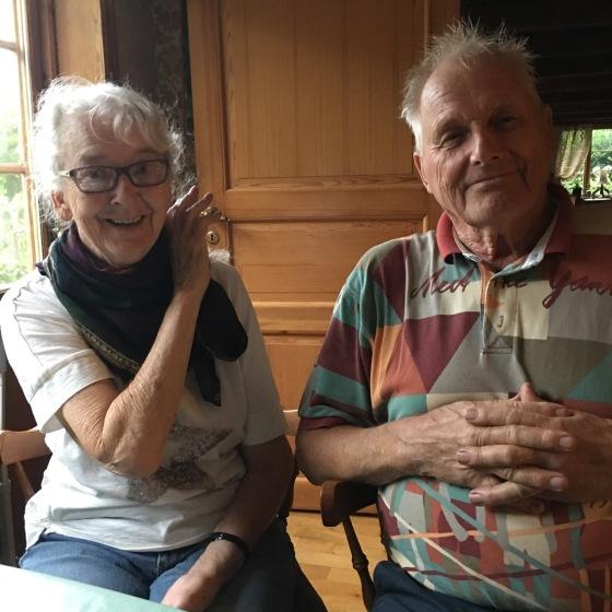 RoseMarie och Gunvald